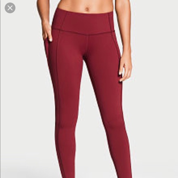 0aa5591251 Victoria's Secret Pants | Victorias Secret Workout Leggings | Poshmark